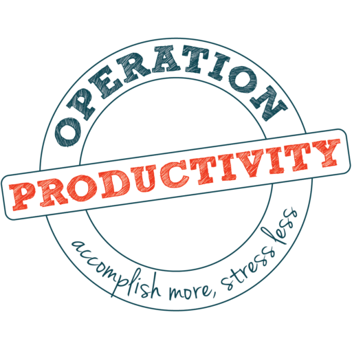 Operation Productivity